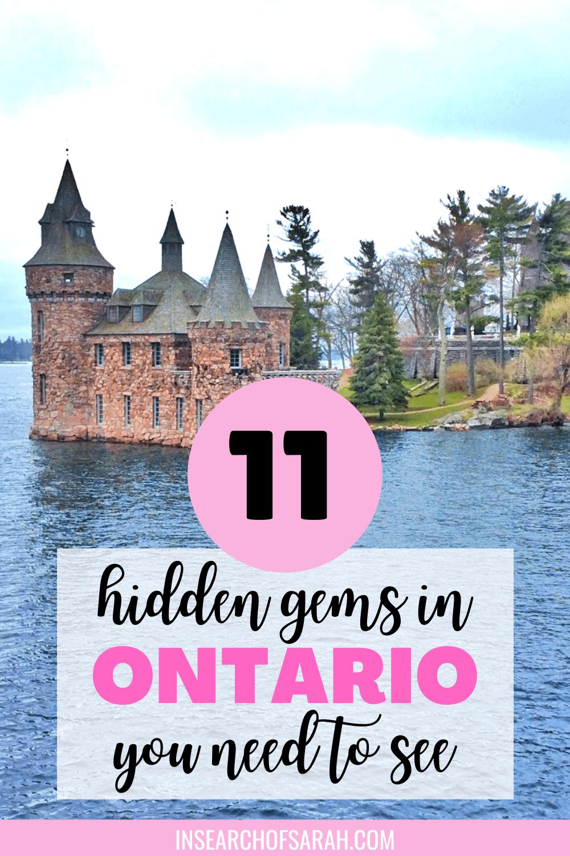 11 hidden gems ontario