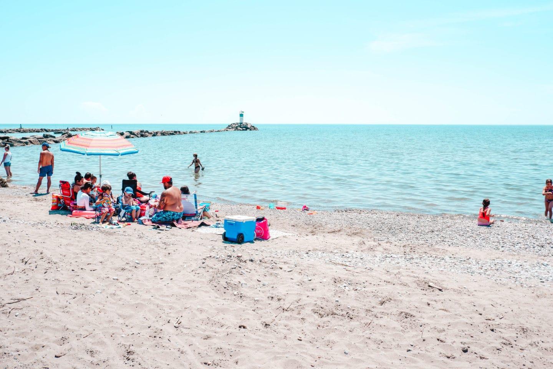 Bowmanville Beach