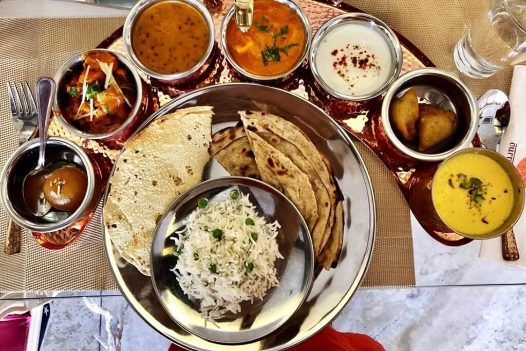 Curry Culture offers the most delicious Indian Cuisine in the Middle East