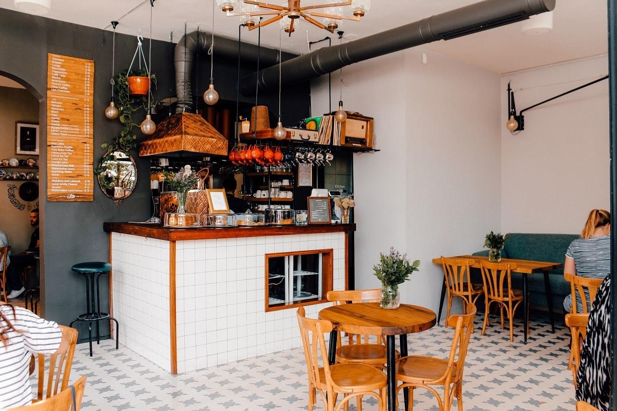 Rumi Cafe Amman Jordan