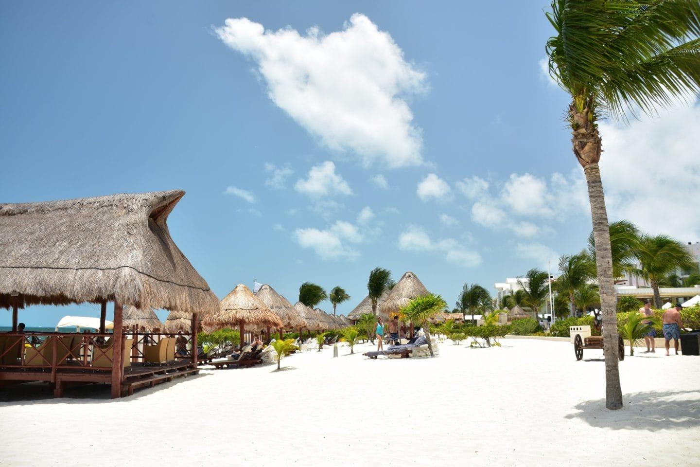 Beloved Playa Mujeres beach