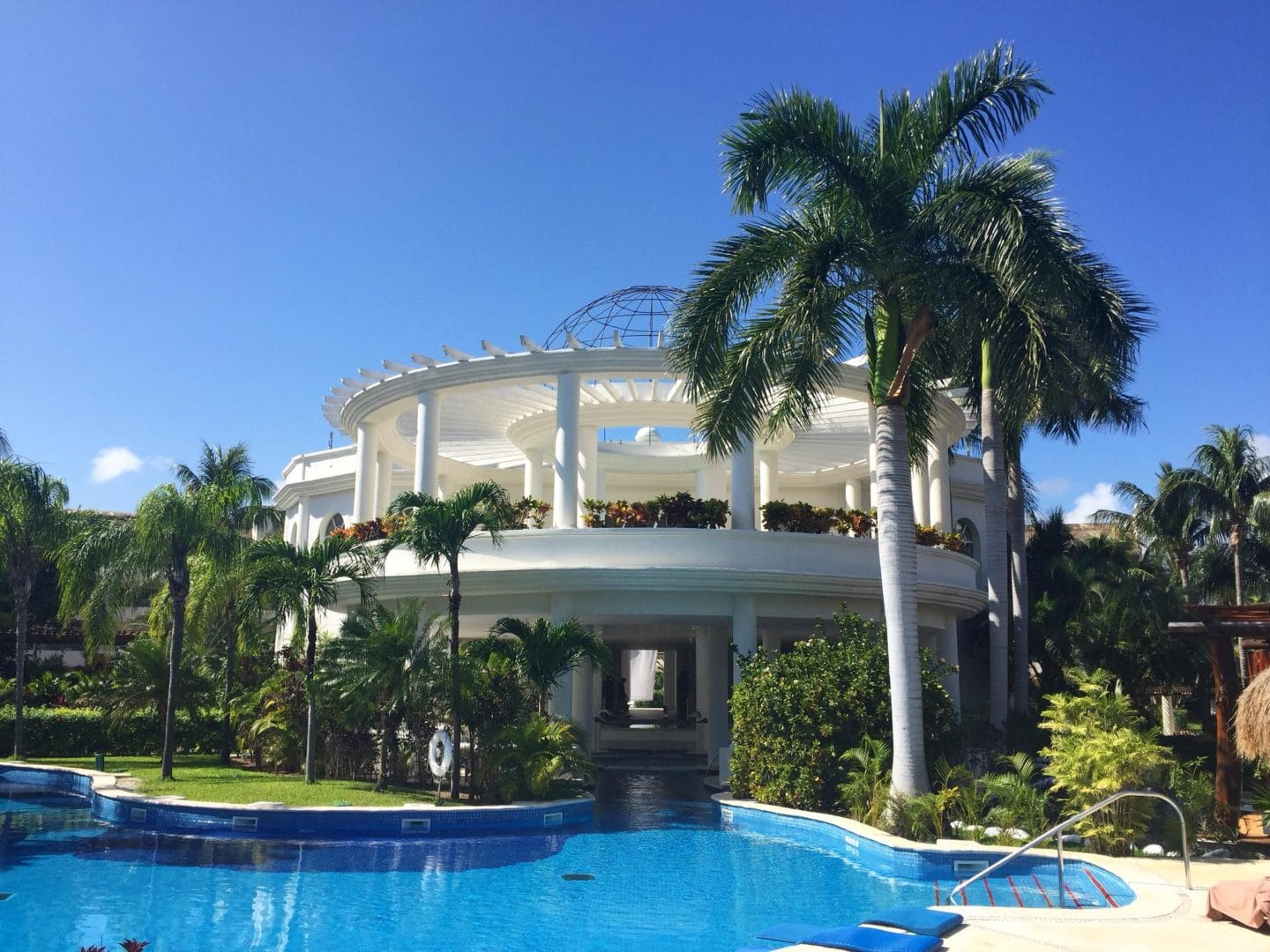 Excellence Riviera Cancun Spa