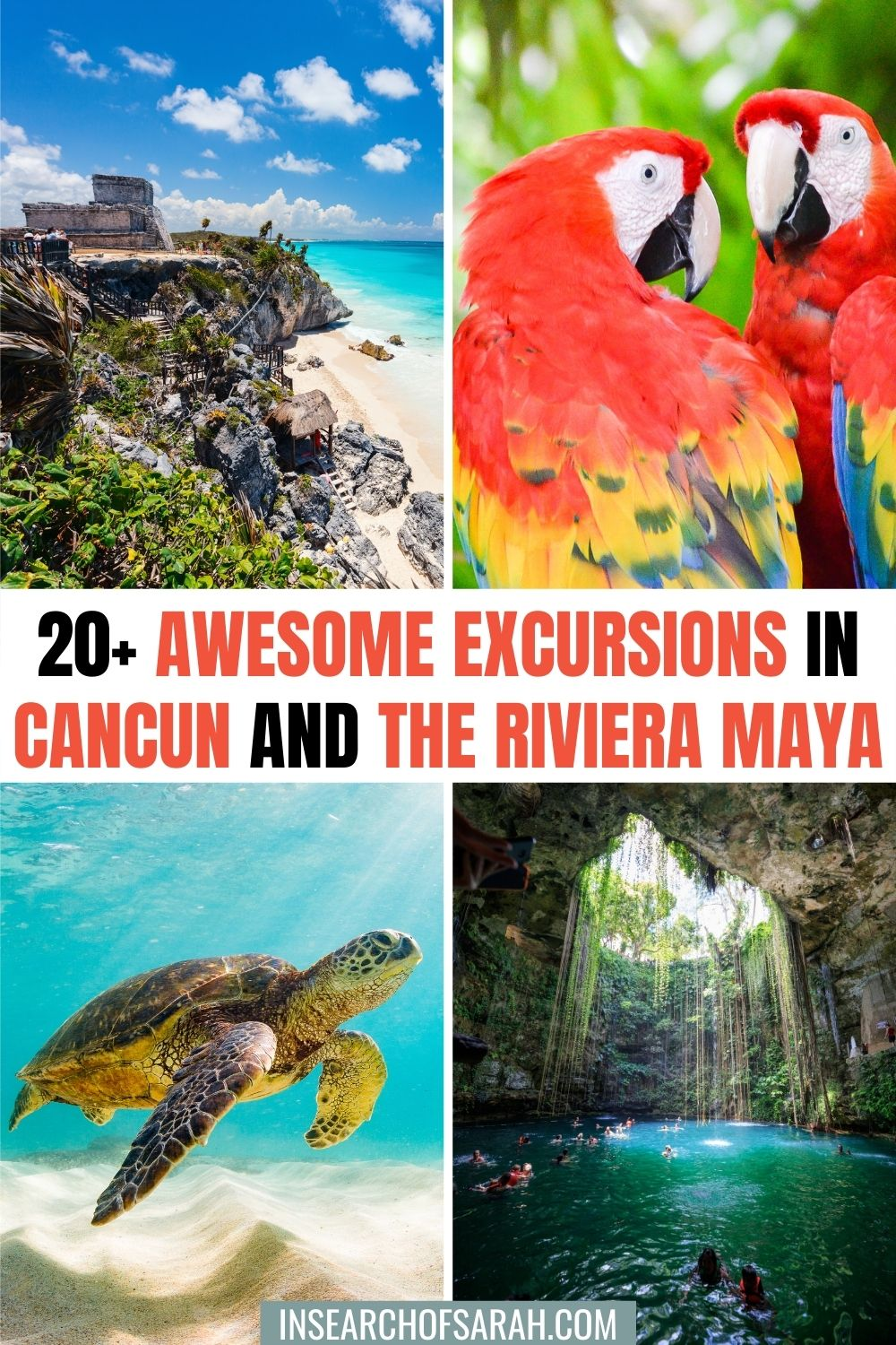 best excursions in cancun