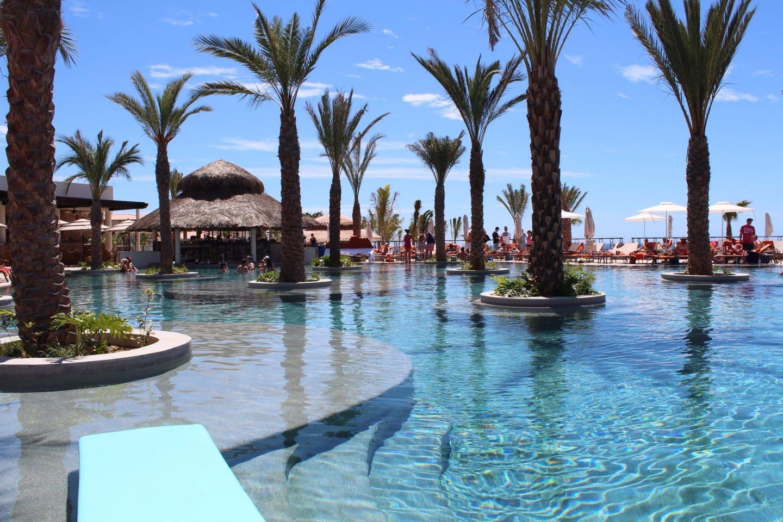 Secrets Los Cabos pool