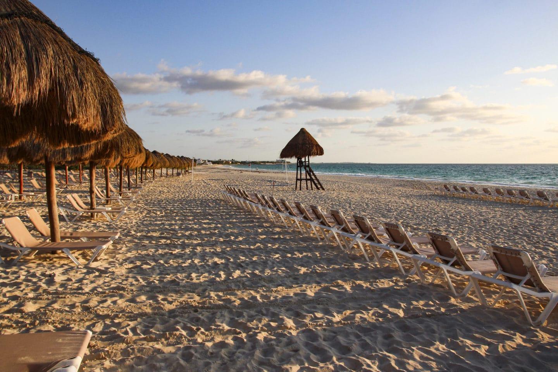 Valentin Imperial Maya Beach
