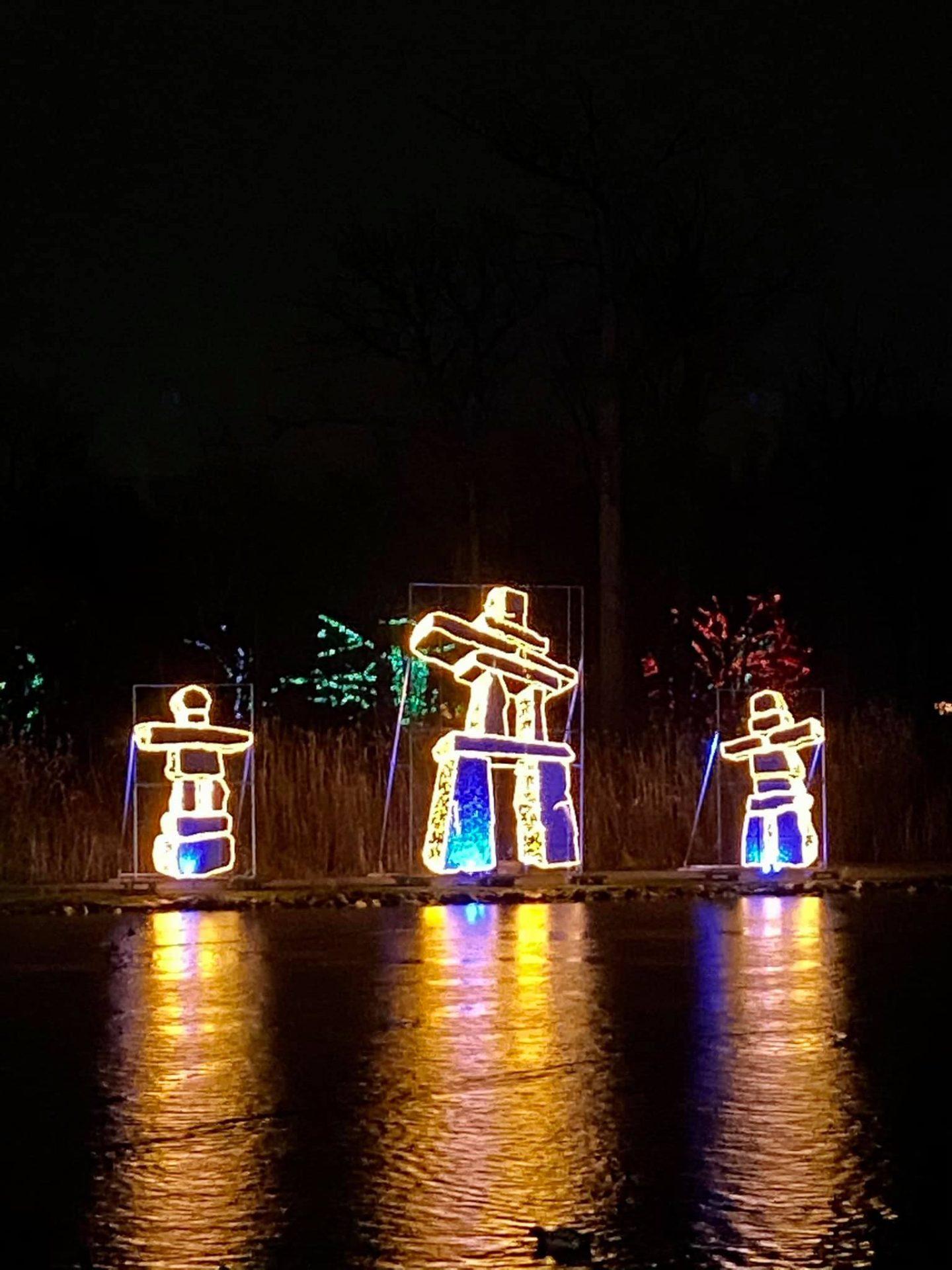 winter in Niagara Winter Festival of Lights